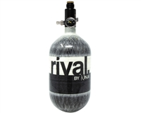 Rival Paintball 68 cu 4500 psi Carbon Fiber HPA Tank