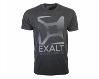 Exalt Knockout T-Shirt - Charcoal