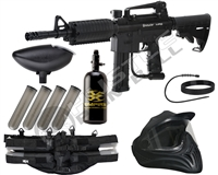 MR6 Legendary Paintball Marker Kit - Kingman Spyder