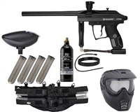 Spyder Xtra Epic Paintball Gun Package Kit