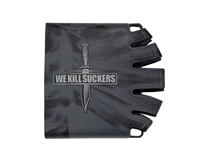 Bnkr Kings Paintball Knuckle Butt Tank Covers - WKS