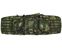 Gen X Global Deluxe Tactical Gun Case - Woodland