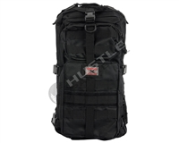 Gen X Global Mini Tactical Backpack - Black