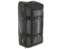 Valken Phantom Paintball Rolling Gear Bag - Black