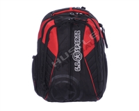 G.I. Sportz Hikr Backpack - Black/Red