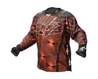 Valken Redemption 2013 Jersey - Orange Slash