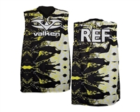 Valken Referee Jersey - Tiger Stripe