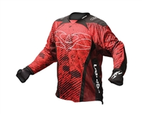 Valken Redemption 2013 Jersey - Red Scar