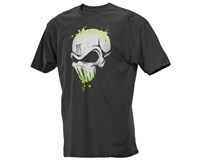 Dye Gameface T-Shirt - Charcoal
