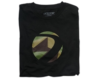 Dye Barracks T-Shirt - Black