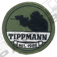 Tippmann Apparel Patch with Velcro