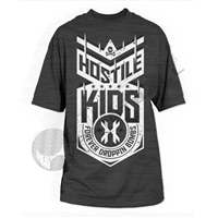 HK Army T-Shirt - Nuke - Charcoal/Heather
