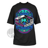 HK Army T-Shirt - Worldwide - Black