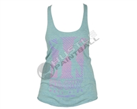 HK Army Girls Tank Top - XRAY - Green