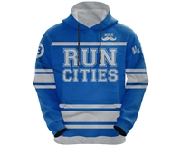 HK Army Pullover Hoodie - Run Cities