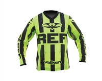 Valken Referee Jersey (Long Sleeve) - Highlighter
