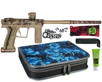Planet Eclipse .50 Caliber Etha 2 Paintball Marker - HDE Earth
