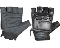 Valken V-TAC Armored Gloves - Half Finger