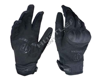 Tippmann Attack Hard Knuckle Gloves - Black