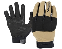 Valken Kilo Tactical Full Finger Gloves - Tan