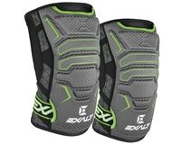 Exalt Paintball FreeFlex Knee Padding - Grey