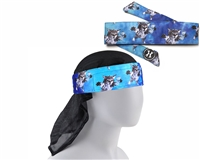 HK Army Headband/Headwrap - Cat Cobain