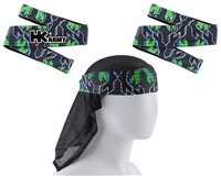 HK Army Headband/Headwrap - Matrix Mint
