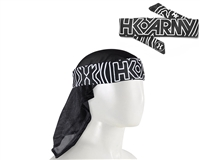 HK Army Headband/Headwrap - Pulse Black