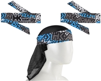 HK Army Headband/Headwrap - Radical Blue