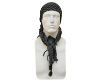 Gen X Global Special Forces Headwrap - Grey Checkered