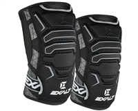 Exalt Paintball FreeFlex Knee Padding - Black