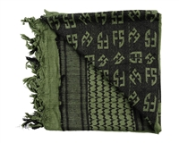 First Strike Shemagh Headwrap - Olive