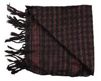 Gen X Global Special Forces Headwrap - Dark Brown Checkered