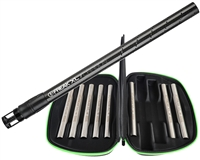 Smart Parts Paintball Carbon Fiber Freak XL Complete Barrel Kit w/ Stainless Steel Inserts