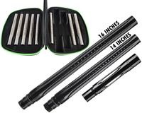 Smart Parts Paintball Complete Barrel Kit w/ Stainless Steel Inserts - Freak XL - Freak
