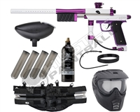 Azodin Epic Paintball Marker Combo Pack - Kaos Pump III (KP3)