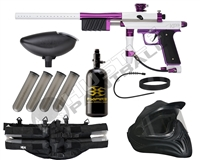 Azodin Legendary Paintball Marker Combo Pack - Kaos Pump III (KP3)