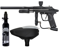 Azodin Paintball Ultimate Marker Combo Pack - Kaos Pump (KPC)