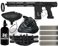 Planet Eclipse Paintball Legendary Marker Combo Pack - EMEK MG100 (PAL Enabled)