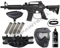 Tippmann Paintball Epic Marker Combo Pack - Bravo One Elite Tactical