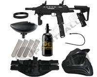Tippmann Paintball Marker Legendary Combo Package - Tactical Compact Rifle (TCR)