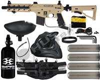 Tippmann Paintball Legendary Marker Combo Pack - Sierra One
