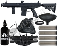 Tippmann Paintball Legendary Marker Combo Pack - Stormer Elite Dual Fed