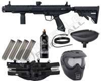 Tippmann Paintball Epic Marker Combo Pack - Stormer Tactical