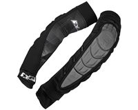 Planet Eclipse HD Core Elbow Pads - Black/Grey