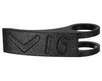 Empire V16 Feed Neck Lever - Resurrection/Sniper/Vanquish - Dust Black (72983)