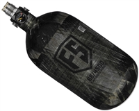 FLASH SALE - First Strike Paintball 68 ci 4500 psi Standard Carbon Fiber Tank with Hero 2 Regulator