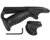 Warrior Paintball Angled Foregrip & Support Kits