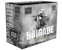 GI Sportz Mag Fed Brigade Paintballs - Case of 1000