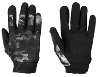 Warrior Paintball Gloves - Tournament - Acid Grey